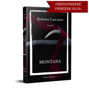 "Anna Valetta ""Montana"" – książka"